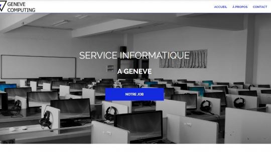 Informatique Genève