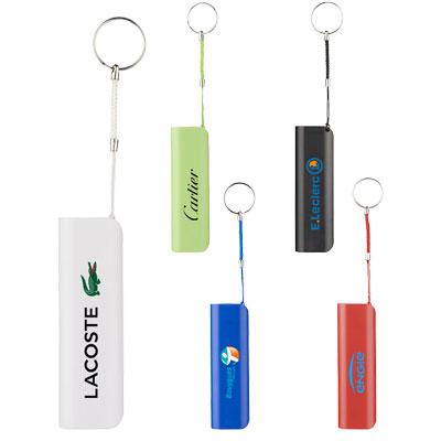Opter pour la batterie externe personnalisée de votre choix