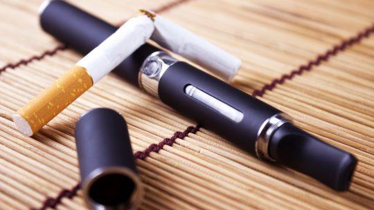 Maitriser l'utilisation d'une cigarette électronique