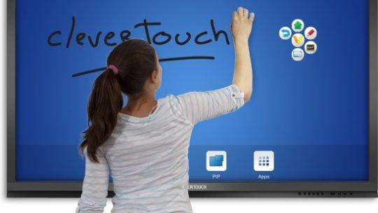 Quel écran tactile choisir pour l'enseignement