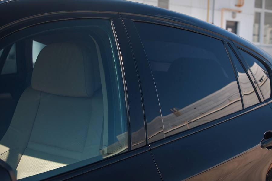 La pose de vitres teintées : beaucoup plus qu'un simple look